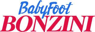 Bonzini stellt in seinem Werk in Bagnolet auf...