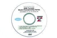 Tischfußball DVD Set Tornado WCS 2008