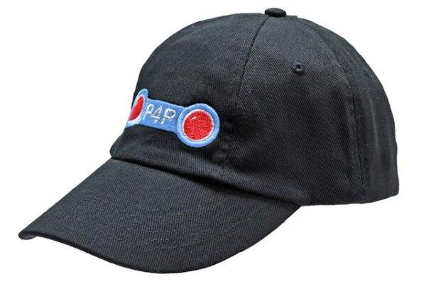 Baseball Cap mit P4P Logo