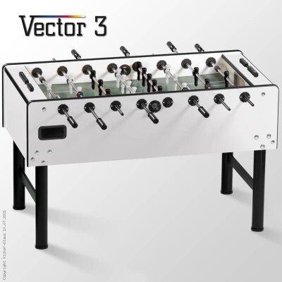 Vector Kickertische