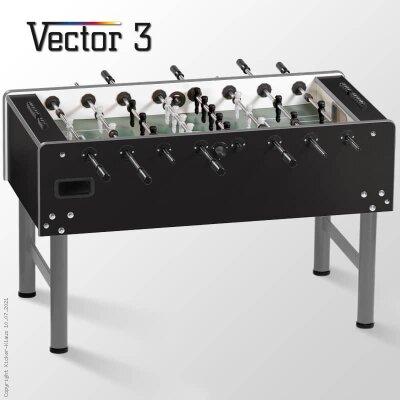 Profi Tischkicker Vector III