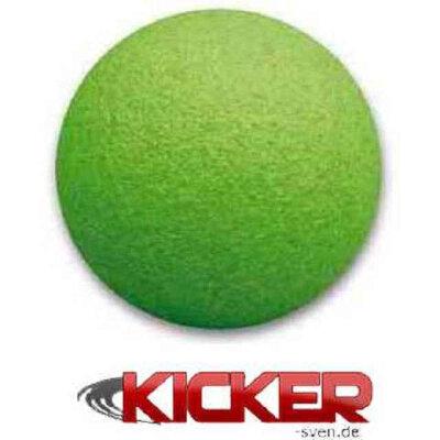 Kickerball aus Kork in verschiedenen Farben