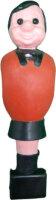 Garlando Kickerfigur Metall Rot