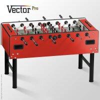 tischkicker_vector_pro_in_rot