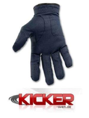 Kicker Handschuh Damen schwarz