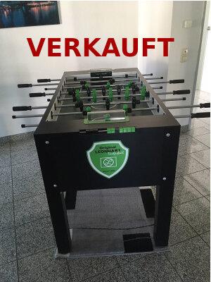 tischkicker leo pro tournament ist verkauft