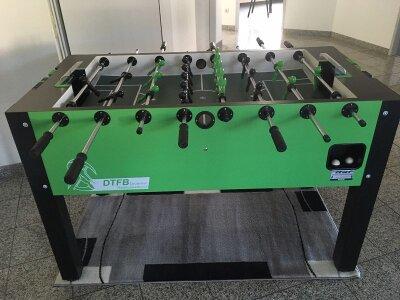 tischkicker leo pro tournament gebraucht top zustand
