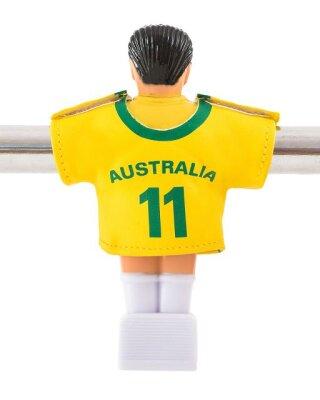 kicker trikot australien von hinten